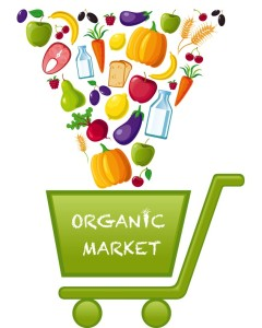 Organic foods, weight loss, healthy diet, healthy living, holistic