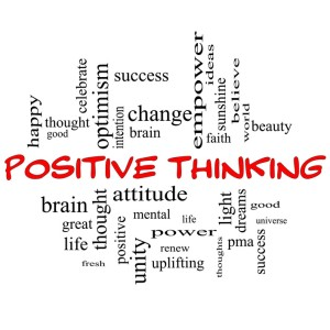 Power of positive thinking, positive attitude, goal setting, self-improvement, affirmations